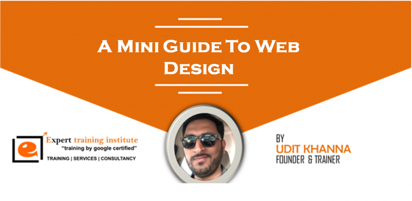 A Mini Guide To Web Design