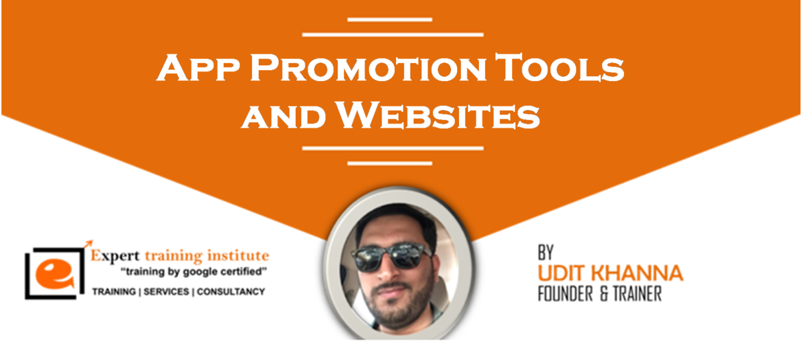 App Promotion Tools and Websites