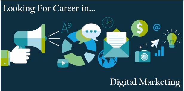 Looking for career in Digital Marketing?
