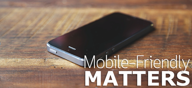 Google's plan to boost mobile-friendly algorithm.