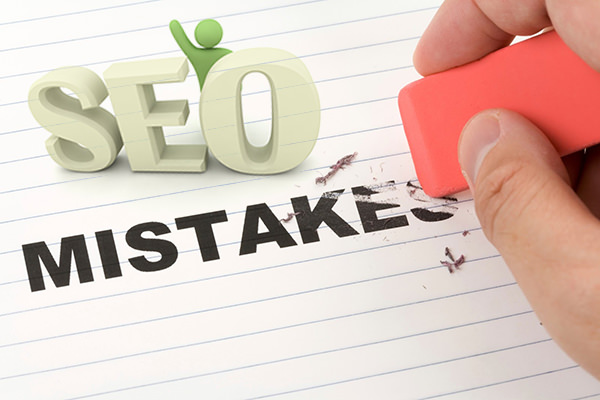 5 Common SEO Mistakes in Content to be Avoided