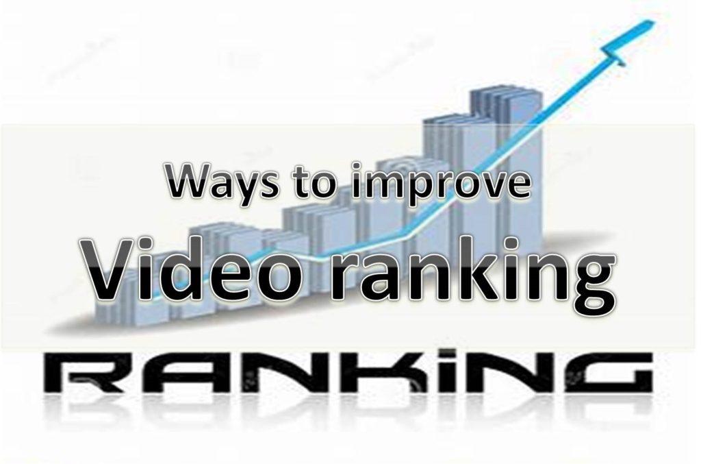video ranking