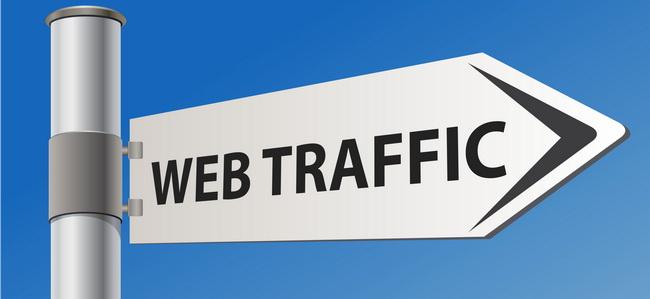10 simple ways to build web traffic