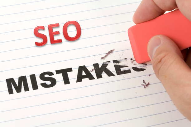 6 SEO mistakes that hinder website ranking