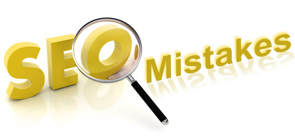 5 biggest SEO mistakes that have become common in websites
