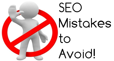 Avoid These 15 SEO Mistakes, If You Want To Stay In Competition