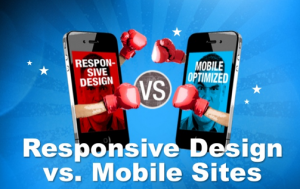 What Are The Advantages And Disadvantages Of Responsive Design And Mobile Sites?