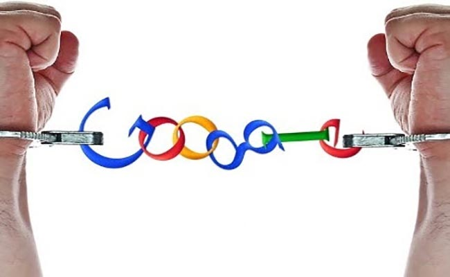 When Google punished itself for cheating?