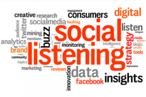 Advantage of Social listening for viral content