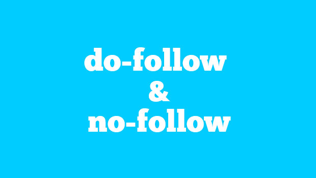 What is Do follow and No follow links?