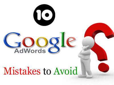 What Are The 8 Common AdWords Mistakes?