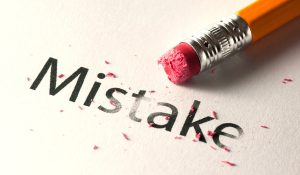 What Are 8 Common Mistakes Of Content Writing?