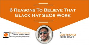 6 Reasons To Believe That Black Hat SEOs Work