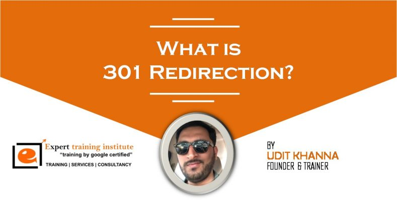 301 Redirection