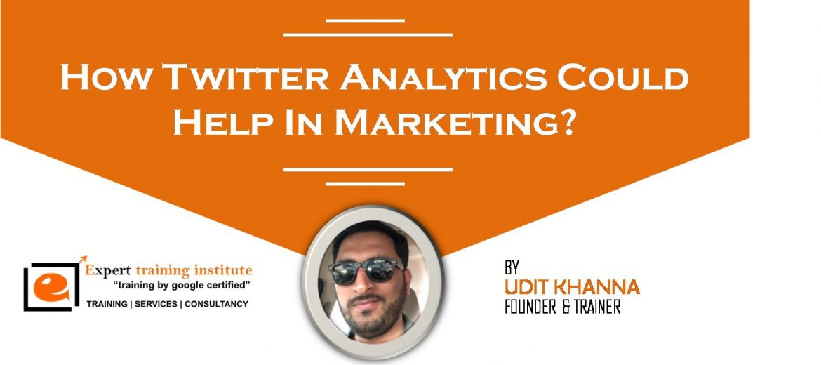 Twitter Analytics Could Help In Marketing