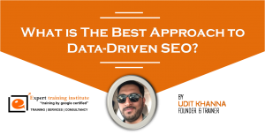 What is The Best Approach to Data-Driven SEO?