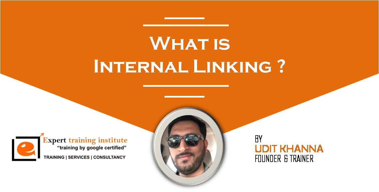 What is Internal Linking ?