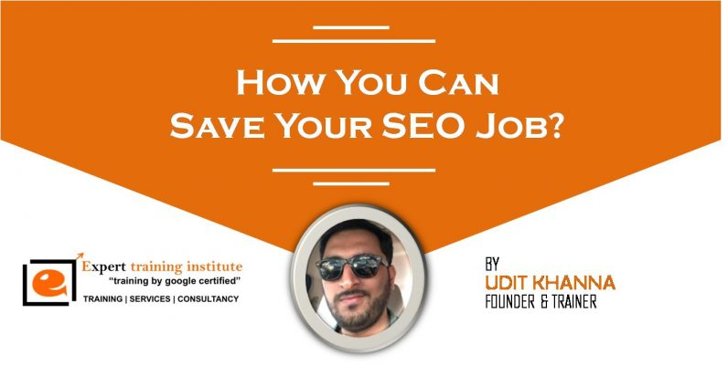 Save your Seo Jobs
