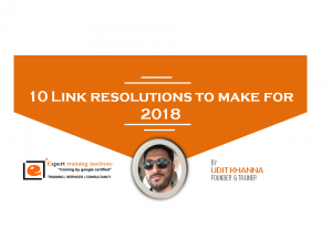 10 Link Resolutions To Make For 2018
