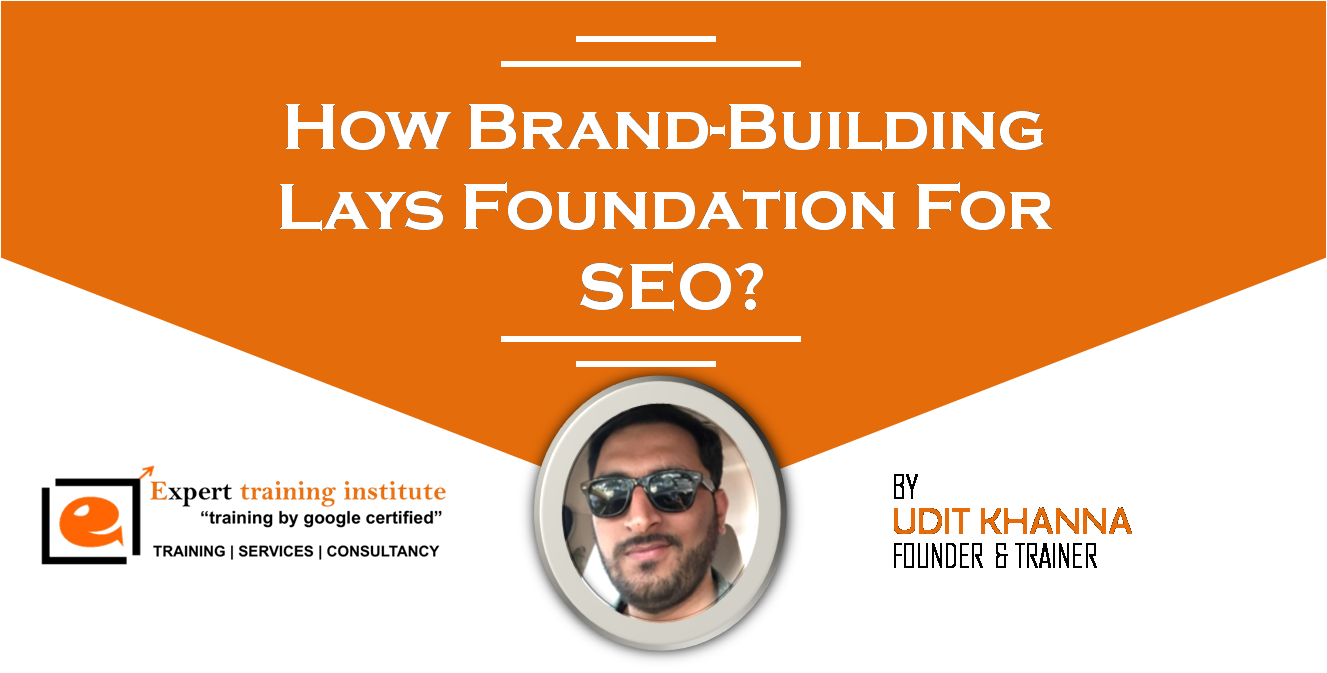 Brand Building Lays For SEO