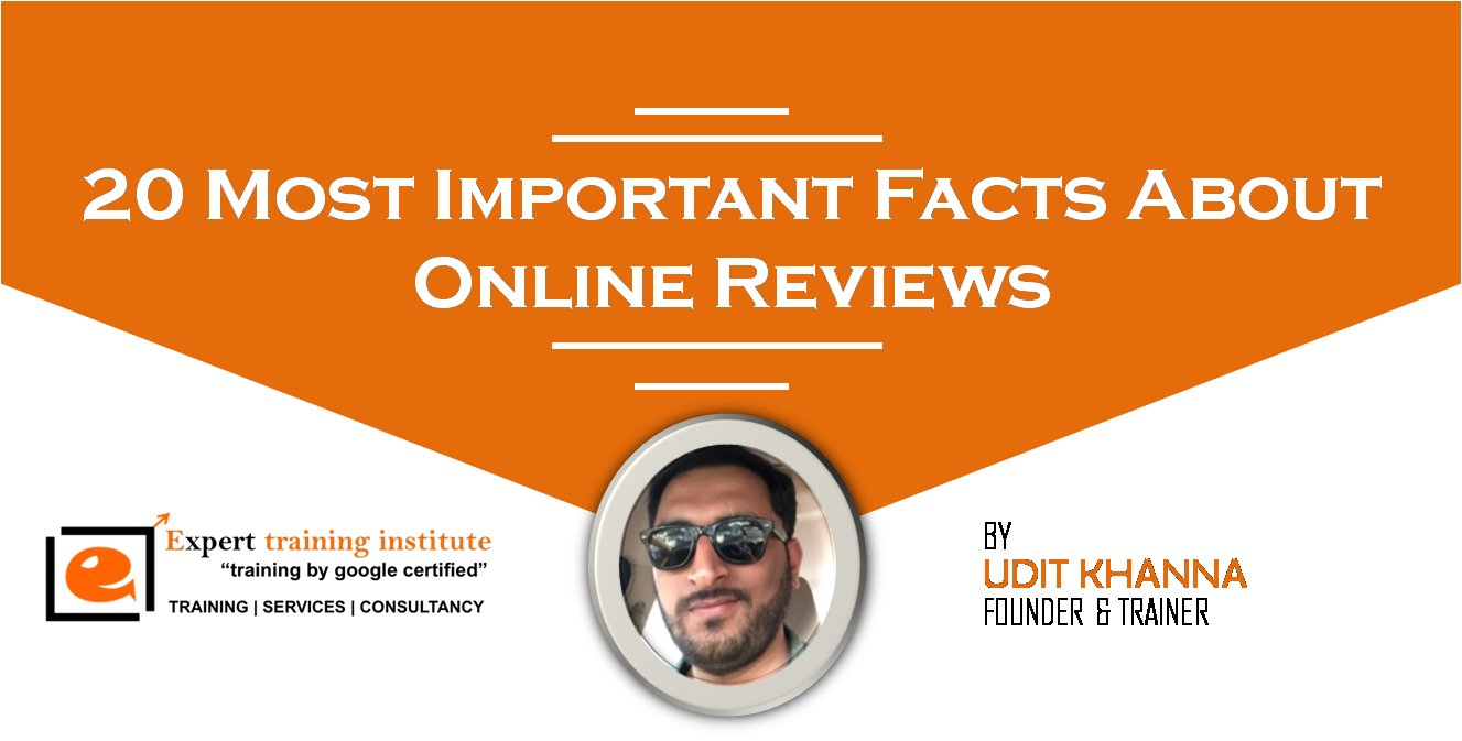 20 Most Important Facts About Online Reviews