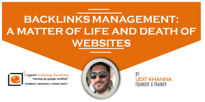 Back Links Management: A Matter of Life and Death for Web Sites