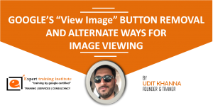 "Google's ""View Image"" Button Removal and Alternate Ways for Image Viewing"