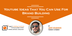 YouTube Ideas That You Can Use For Brand Building
