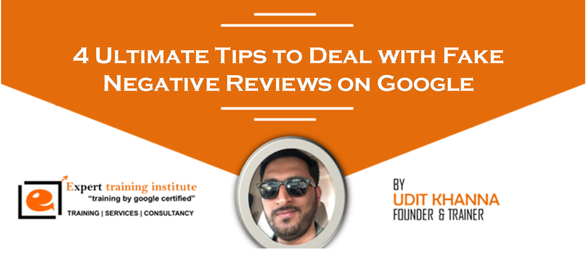 how to get a google review removed
