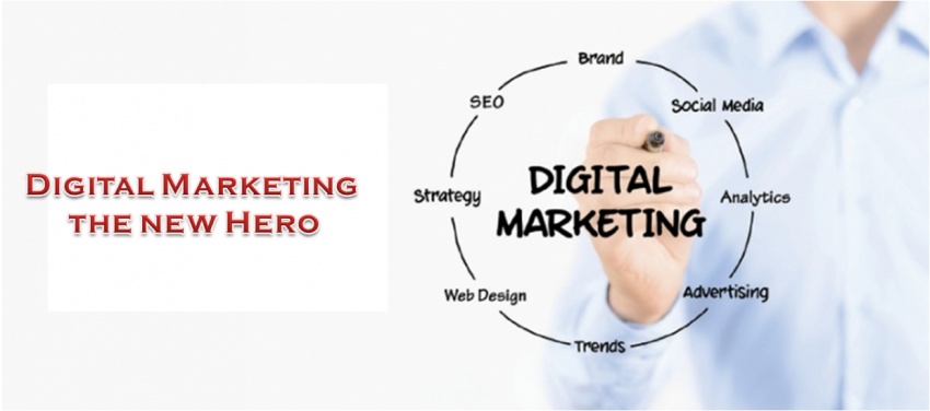 Digital Marketing the new Hero