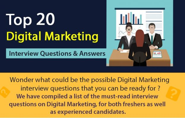 Digital marketing questions