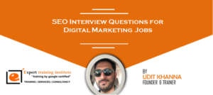Best 25+ SEO Interview Questions and Answers for Freshers in 2019