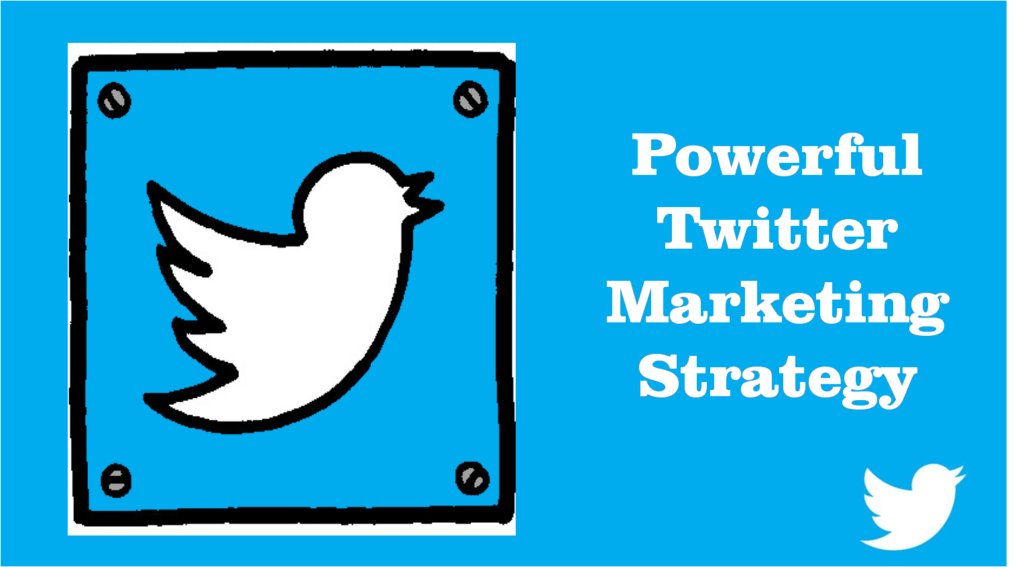 Twitter promotion strategy