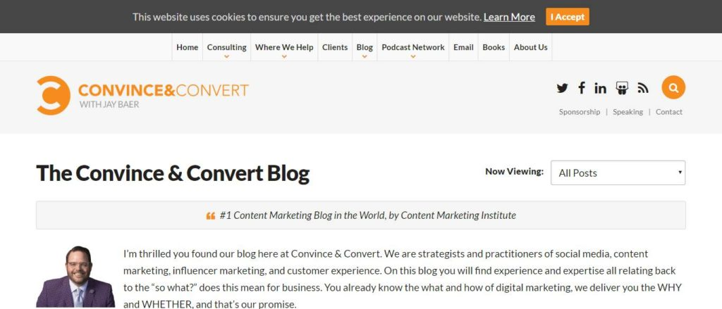 Best online marketing blogs