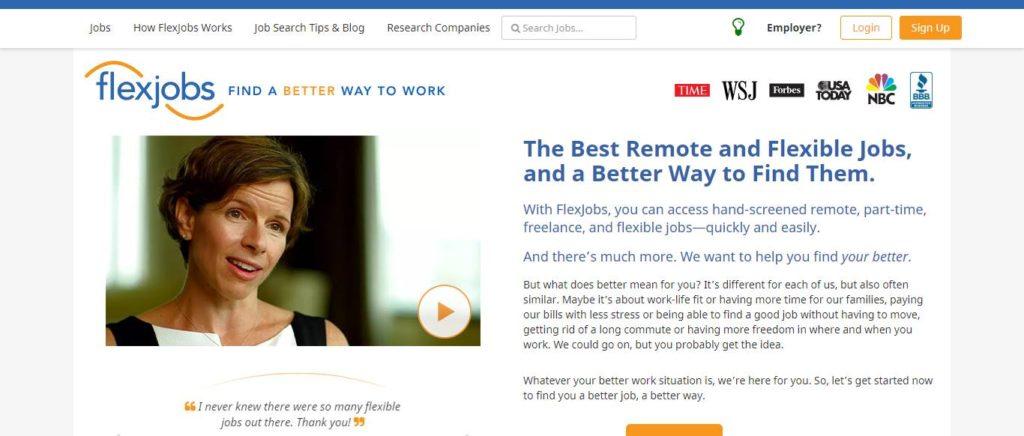 Freelance job sites