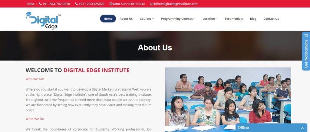 Top 10 Digital Marketing Institutes in Noida & Best ...