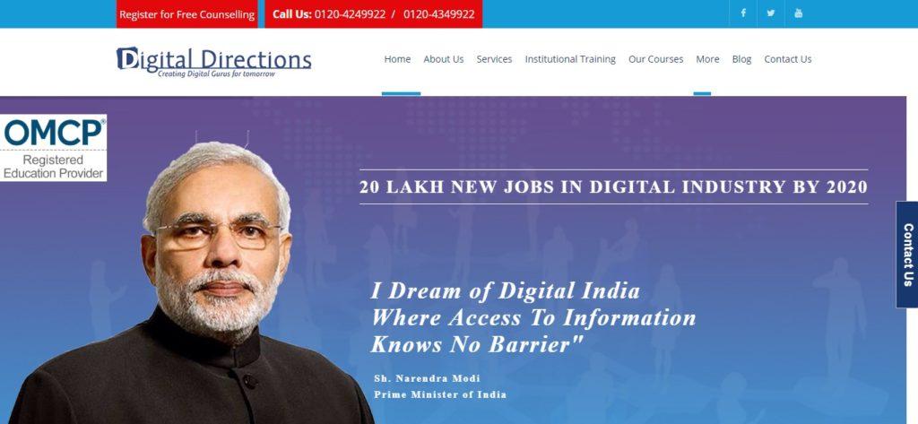 List of top 10 digital marketing institute in Noida