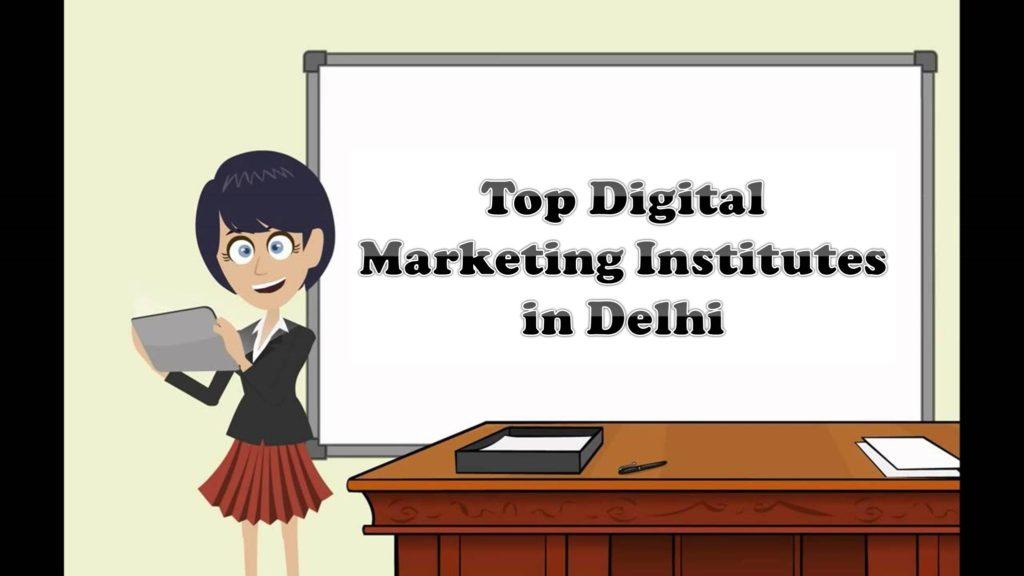 Top 10 Digital Marketing Institutes in delhi
