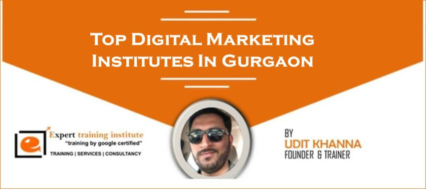 Top digital marketing institutes in gurgaon
