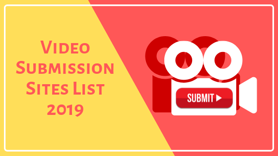 DoFollow Video Submission Sites