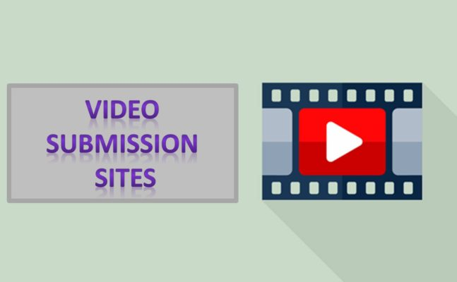 Top 50 High DA Free Video Submission Sites List 2018