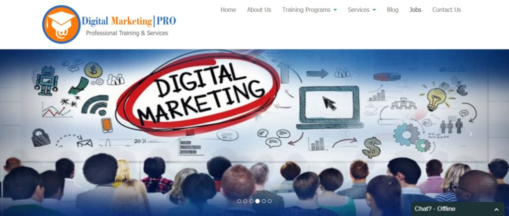 advanced digital marketing course institutes Noida
