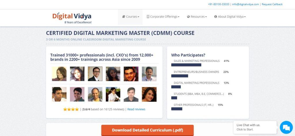 best digital marketing institutes in faridabad