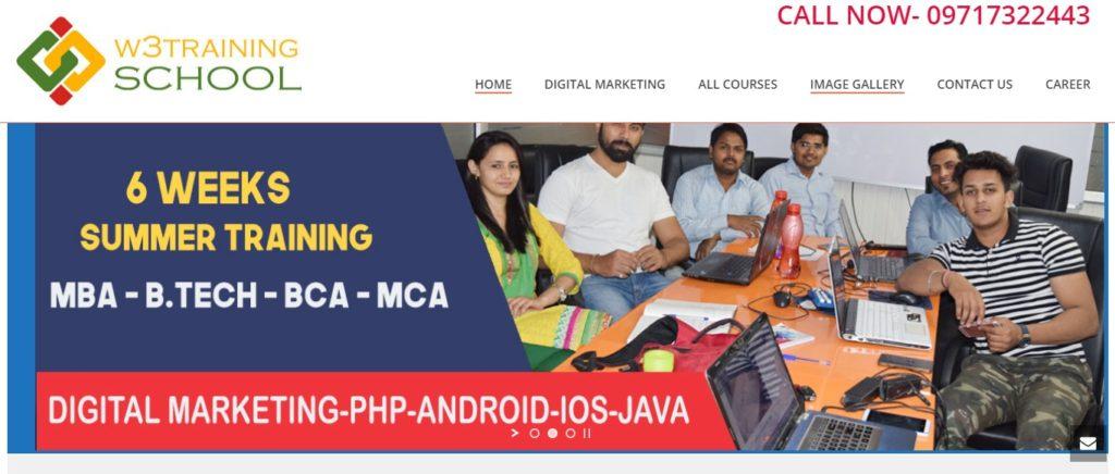 digital marketing course details