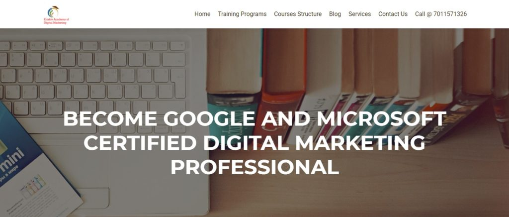 Affordable and Top 10 Digital Marketing Courses in faridabad