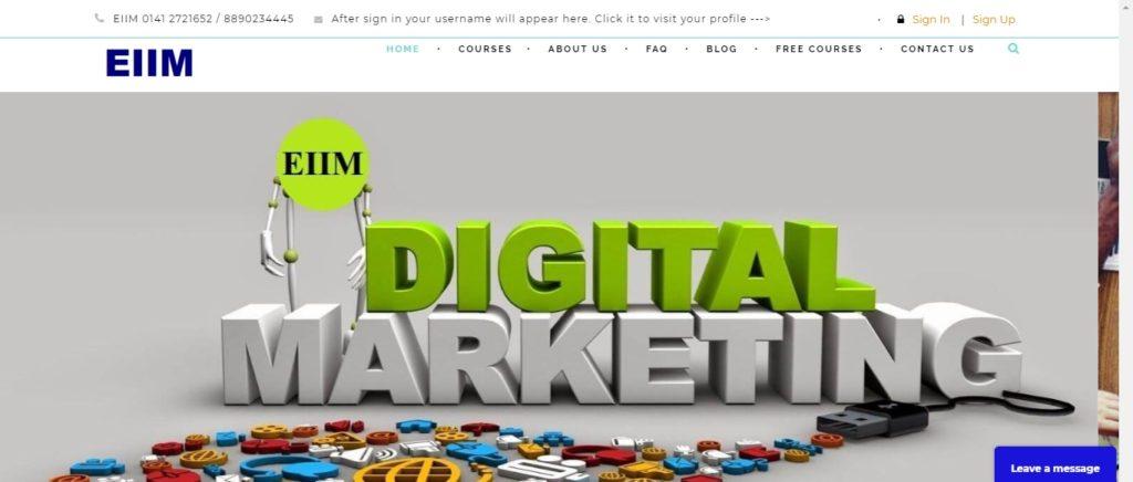 Best digital marketing institutes in Jaipur