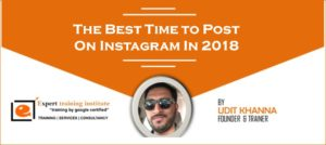 The Best Time to Post On Instagram In 2018