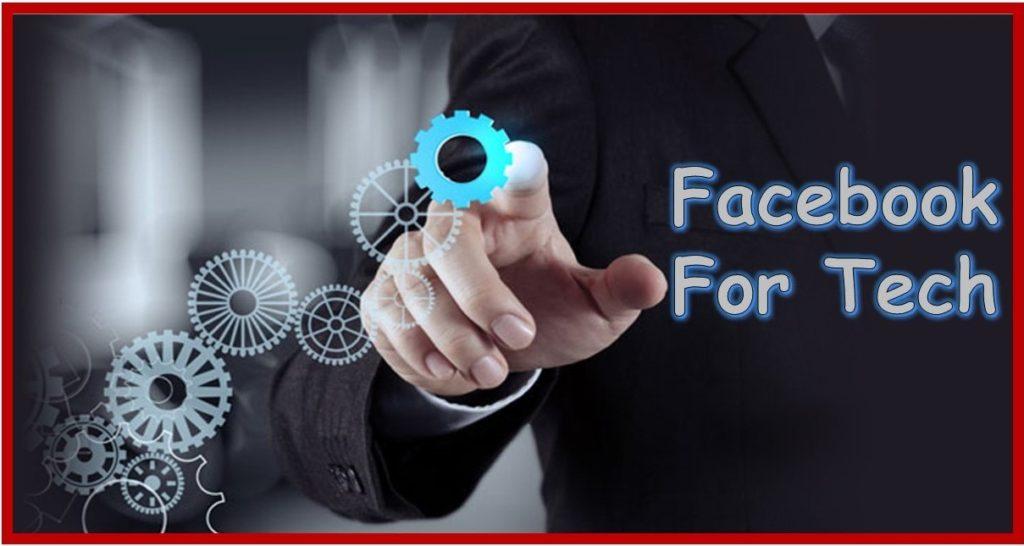 Facebook for Tech