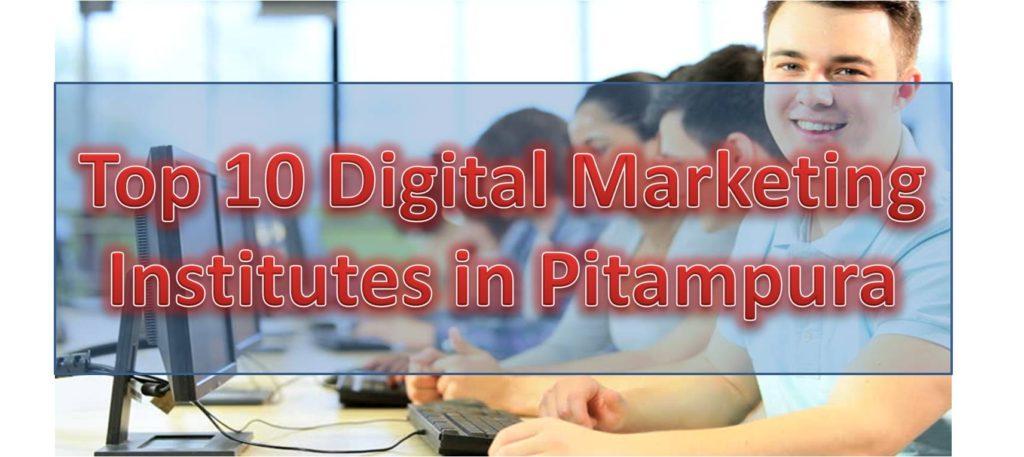 Top 10 Digital Marketing Institutes in Pitampura