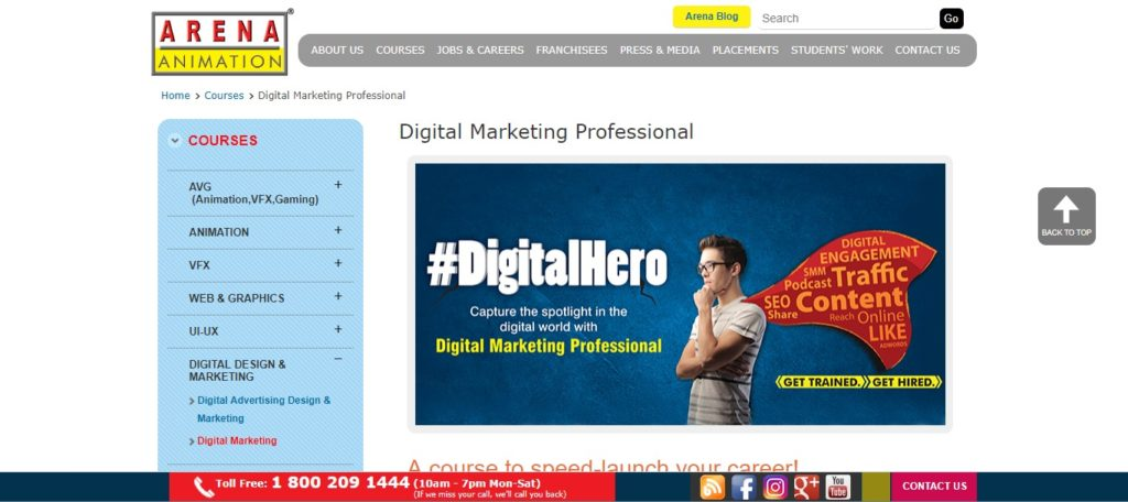Advanced digital marketing course institutes in Alwar